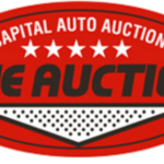 Capital Auto Auction Logo